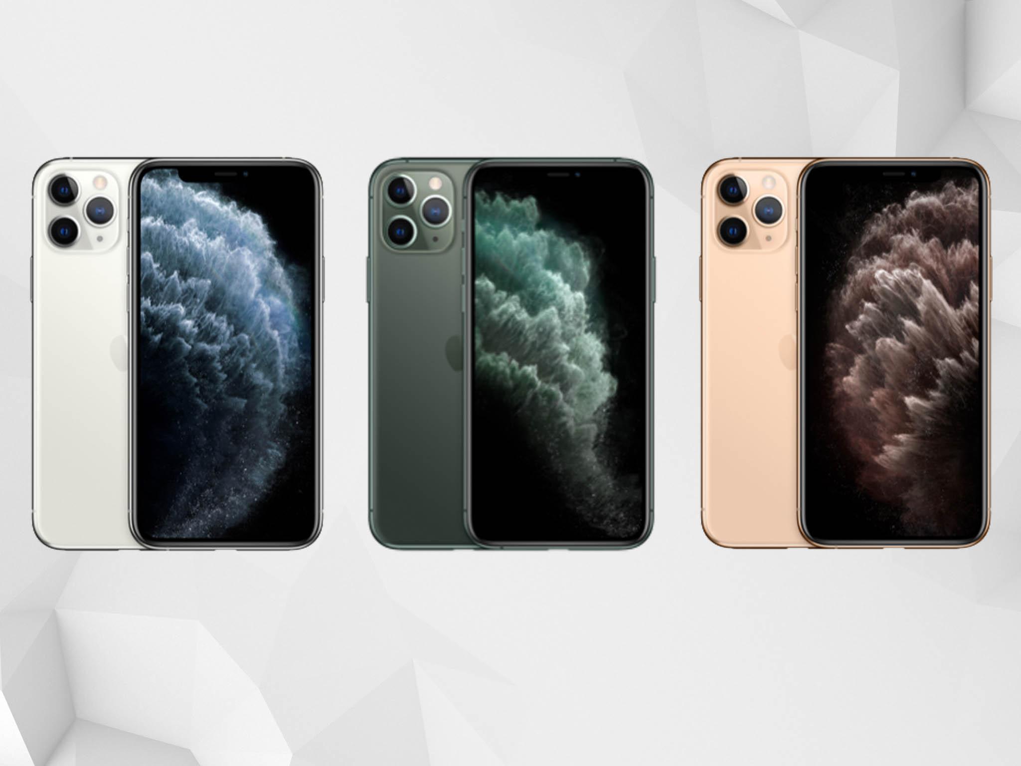 Desde iPhones de Apple hasta Samsung Galaxy y Huawei Pro