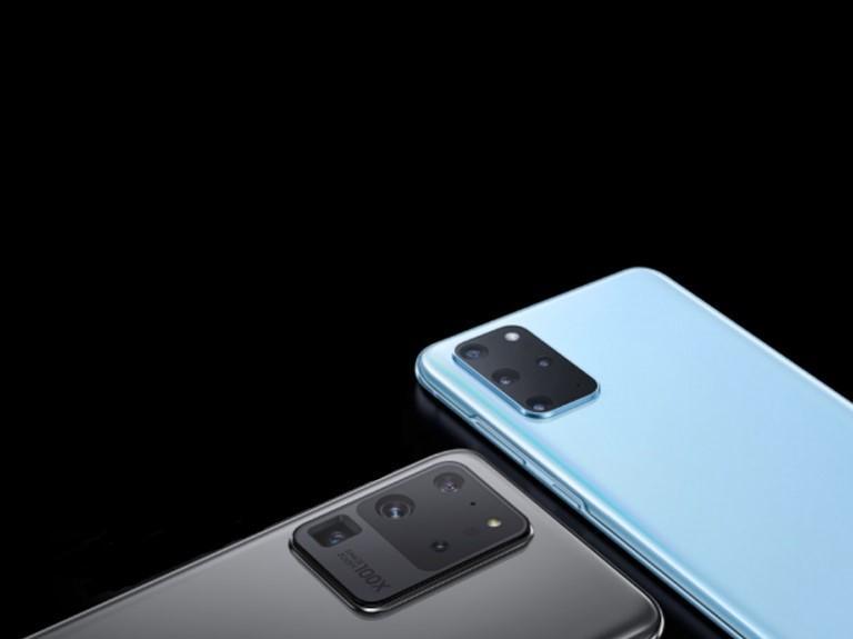 """El Samsung Galaxy S20 podría tomar múltiples fotos a la vez con la función de cámara """" Quick Shot ''"""