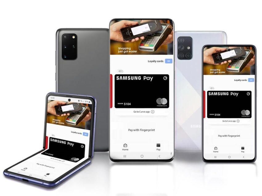 Samsung Pay Card ofrece rival a Apple Wallet y tarjeta de crédito
