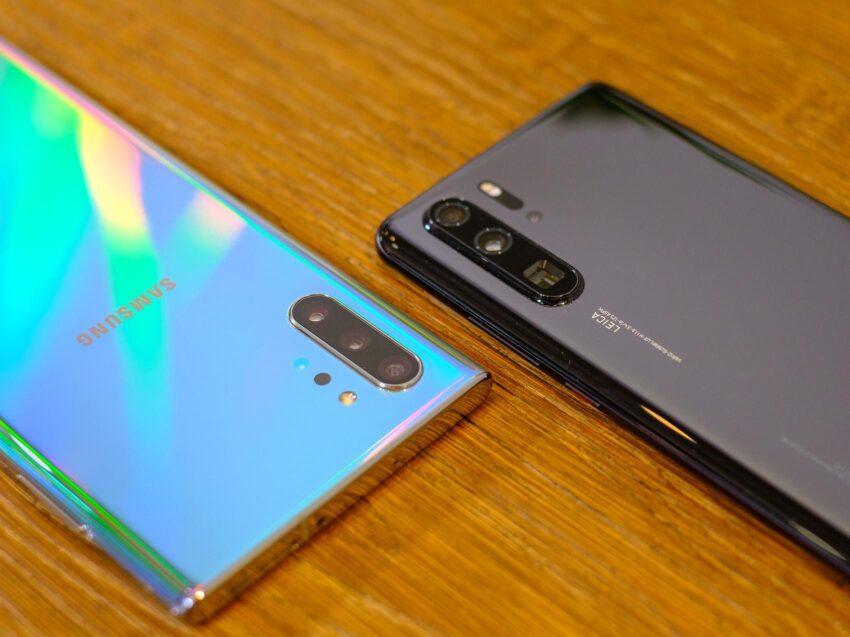 Huawei supera a Samsung por primera vez para convertirse en el mayor fabricante de teléfonos inteligentes del mundo