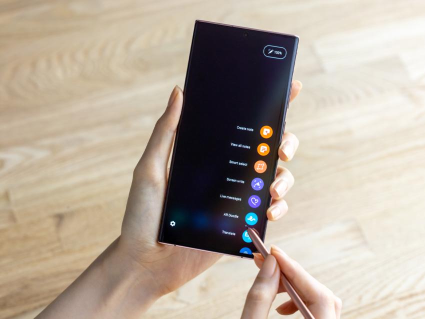 Resumen de la revisión del Samsung Galaxy Note 20 Ultra: el alto precio, la cámara y el tamaño de la pantalla hacen que un teléfono de gama alta tenga un precio superior