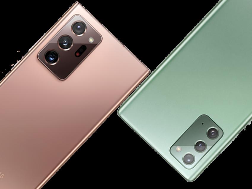 Samsung lanza los teléfonos insignia Note 20 y Note 20 Ultra con actualizaciones S-Pen, nuevas cámaras y 5G