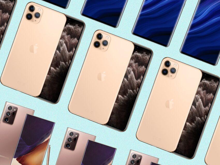 Mejor teléfono de 2020: iPhone, Samsung y Huawei revisados