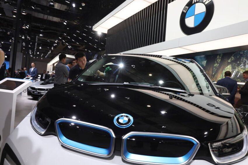 Los fabricantes de automóviles de BMW y Volvo apoyan la moratoria sobre la minería de los fondos marinos Volvo Samsung Berlin World Wildlife Fund Alemania
