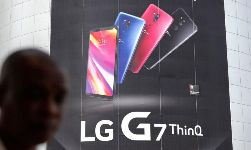 LG de SKorea abandona el negocio de telefonía móvil que genera pérdidas Norteamérica Samsung Apple Chinese Seúl
