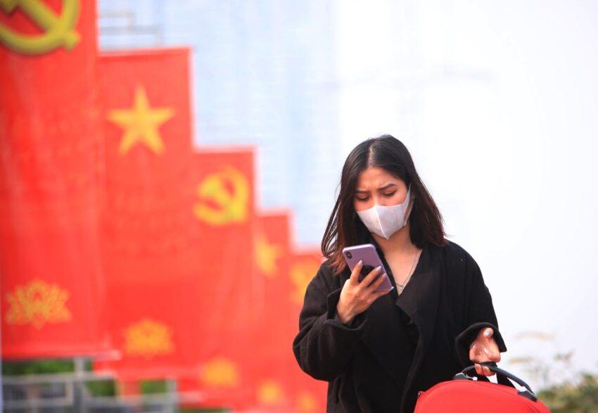 Vietnam descubre una nueva variante viral, híbrido de cepas indias y británicas Samsung Brasil Ciudad Ho Chi Minh Hanoi Moderna