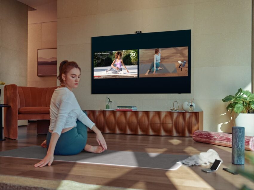 ¿Cómo se compara el televisor Neo QLED de Samsung con un televisor QLED? ¿Se ofrece?