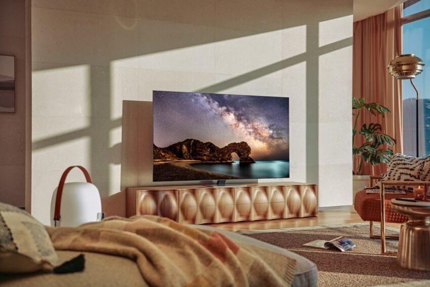 Ofertas de TV navideñas: ¿Por qué elegir un Samsung Neo QLED y está en las rebajas navideñas?